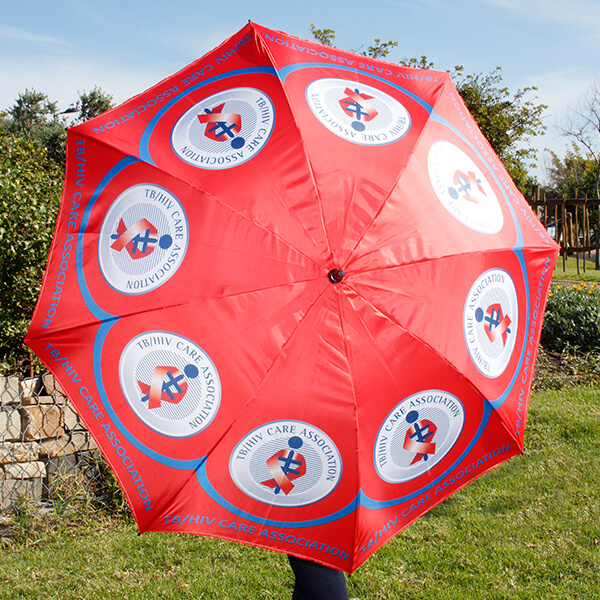 budget banners golf umbrella