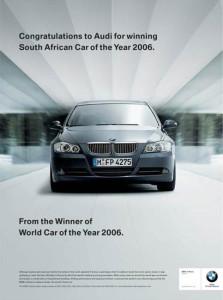 BMW - Ad campaign