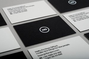 Business Card Printing Johannesburg