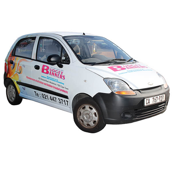 Vehicle Magnet Printing