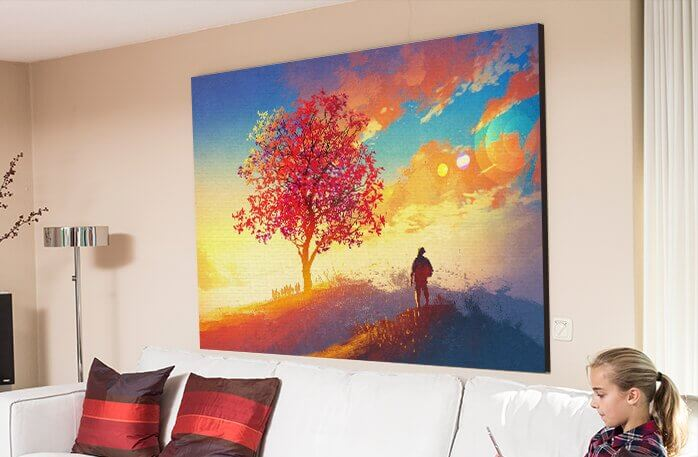 Canvas Prints: The Big Picture