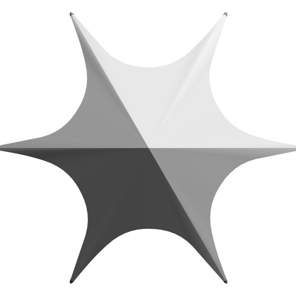 Starshade Branded Marquee