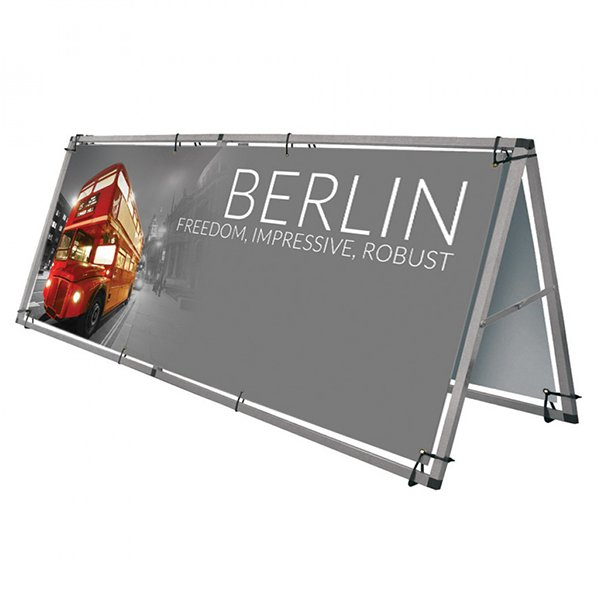A-Frame Banners